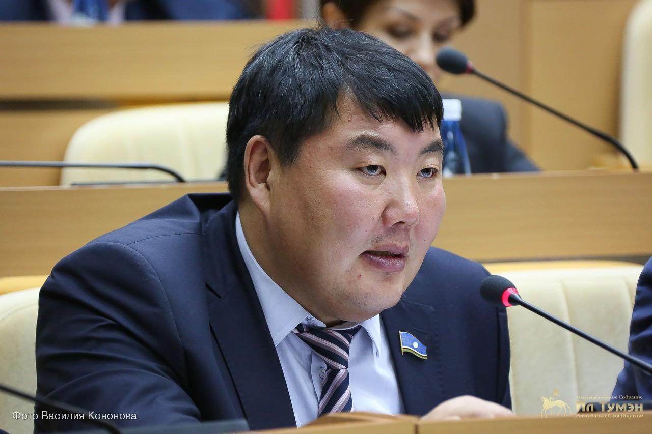 Алексей ЕРЕМЕЕВ предложил узаконить процедуру тайного голосования при согласовании с парламентом кандидатуры Прокурора РС(Я)