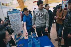 «Сахатранснефтегаз» — на ярмарке вакансий СВФУ им. М.К.Аммосова