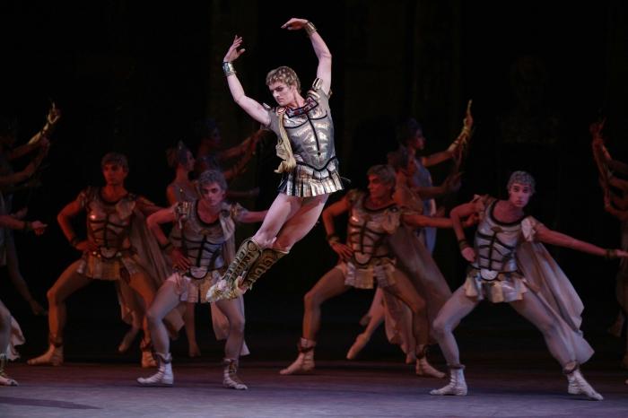 Звезды балета России на фестивале «Стерх»