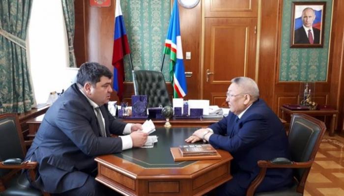 Егор Борисов намерен ввести режим ЧС в Среднеколымском районе
