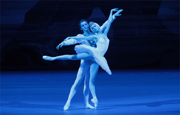 Лучшие артисты балета на одной сцене в гала-концерте «Приношение Мэтру танца».
