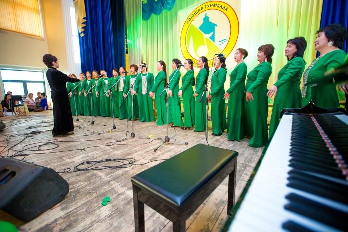 В Якутске пройдет XVII городской фестиваль — конкурс «Поющая Туймаада»