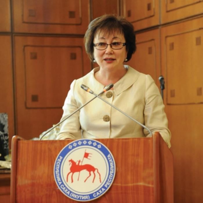 Людмила Горева покинула пост председателя Верховного суда РС(Я)