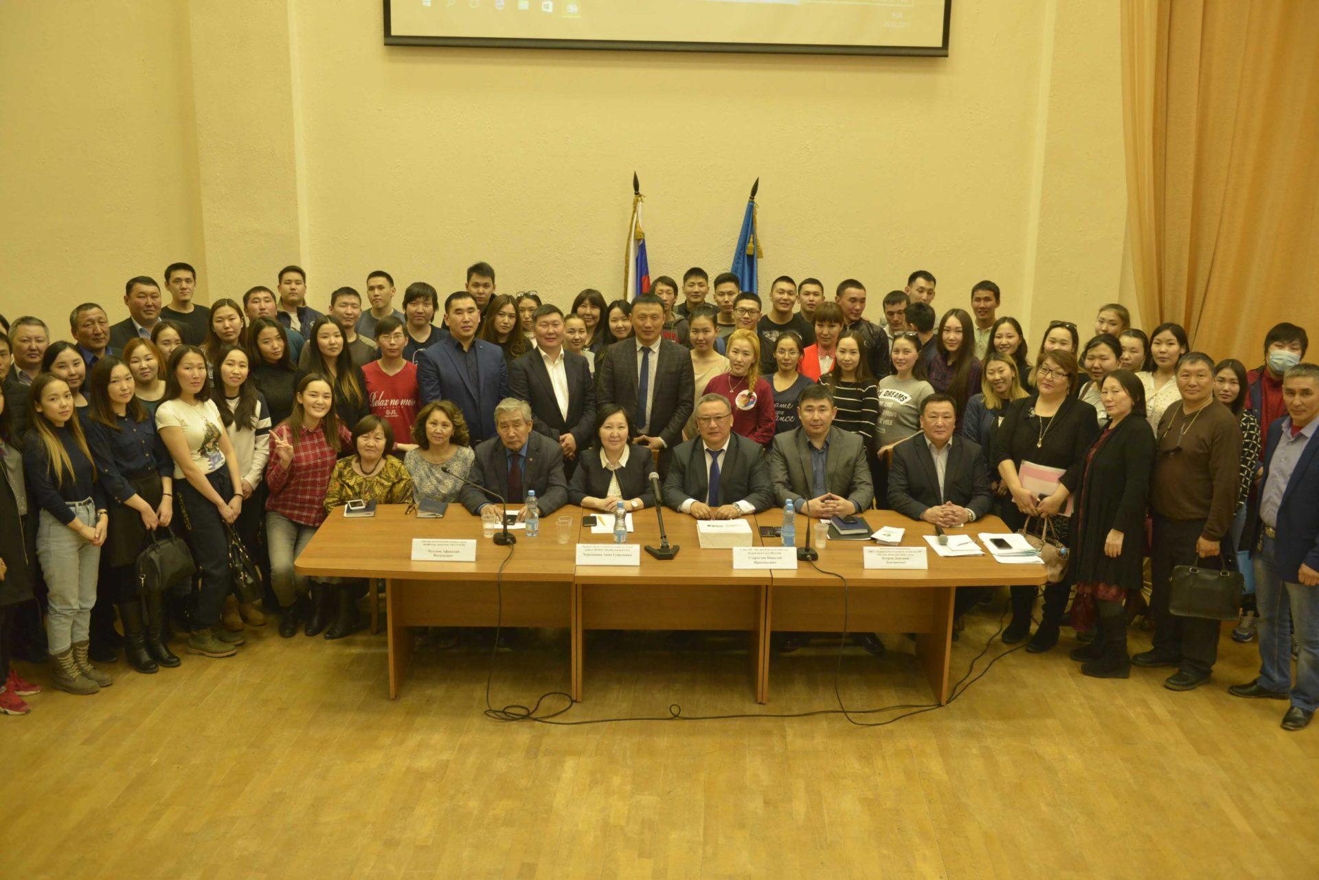 Мегино-Кангаласский улус предложил вакансии для выпускников.