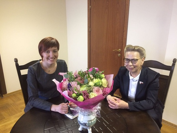 Любовь КЛЮКИНА: В Госдуме поддержали нашу идею разработать новый закон о молодежной политике