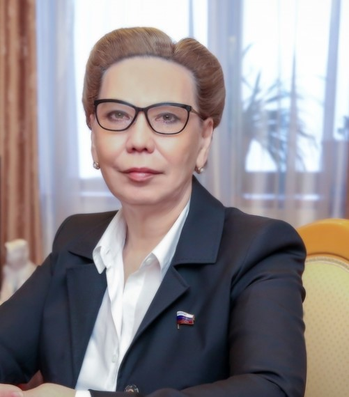 Уважаемые участники IV Всероссийского съезда оленеводов!