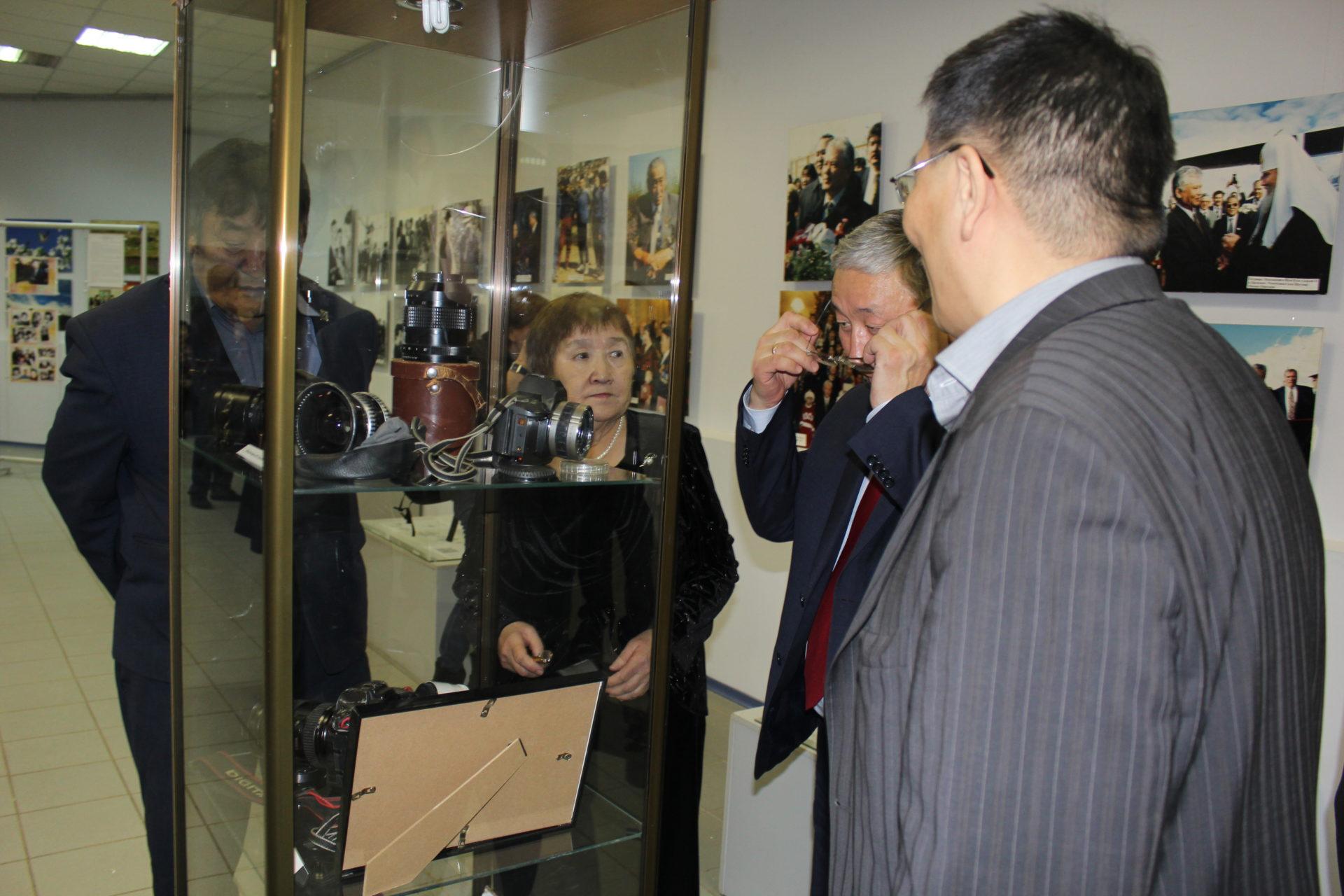 В Якутском музее им. Ем. Ярославского открылась выставка «В объективе: новая Якутия»