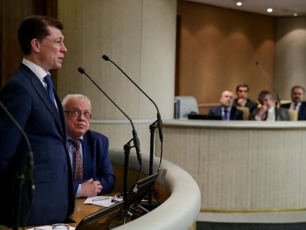 Максим ТОПИЛИН назвал ключевые направления социальной защиты населения