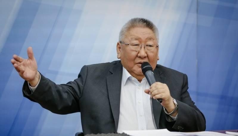Глава Якутии рассказал об основных итогах реализации приоритетов развития республики