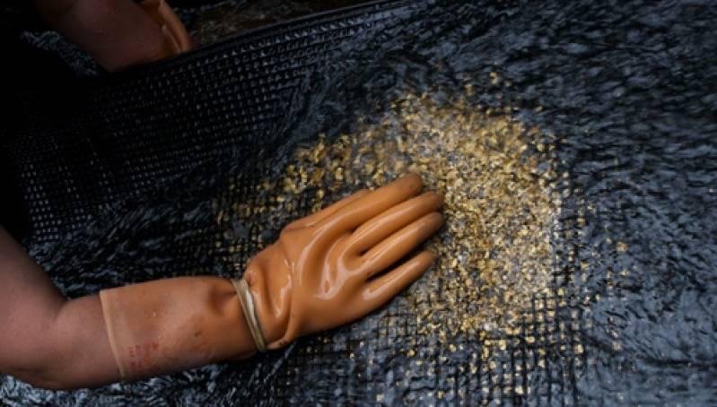 Роснедра выставили на торги россыпь золота в Якутии