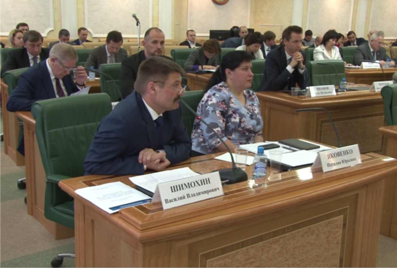 Вопросы развития железнодорожного транспорта Республики Саха (Якутия) рассмотрены в Совете Федерации РФ.