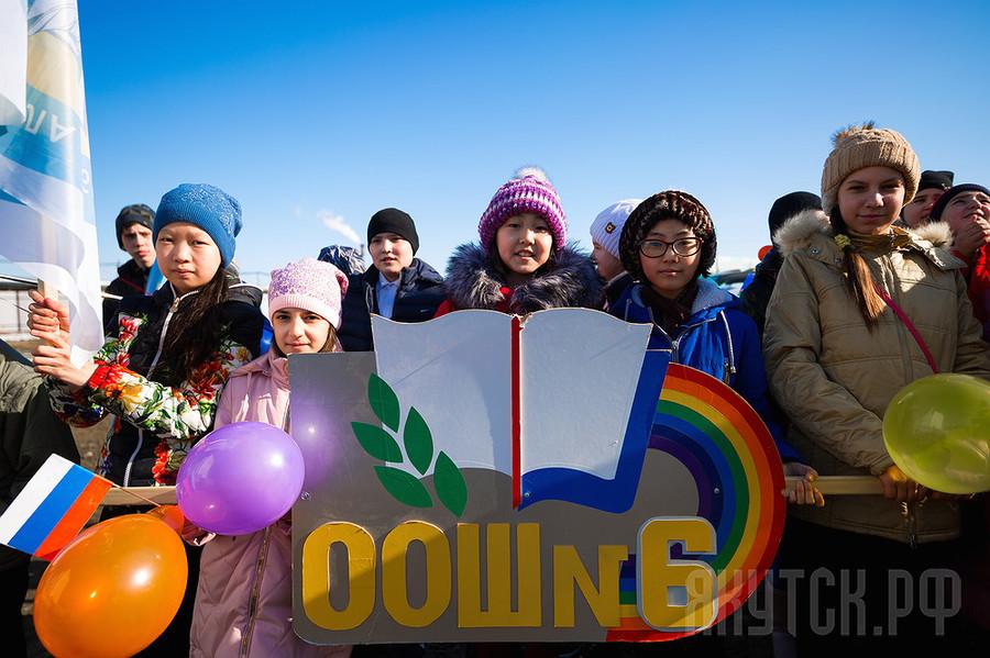 В Якутске началось строительство здания новой школы
