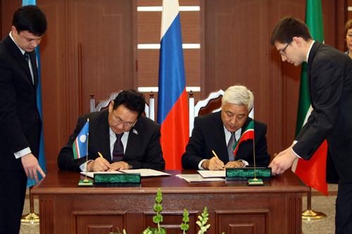 Татарстан и Якутия: есть ли точки соприкосновения?