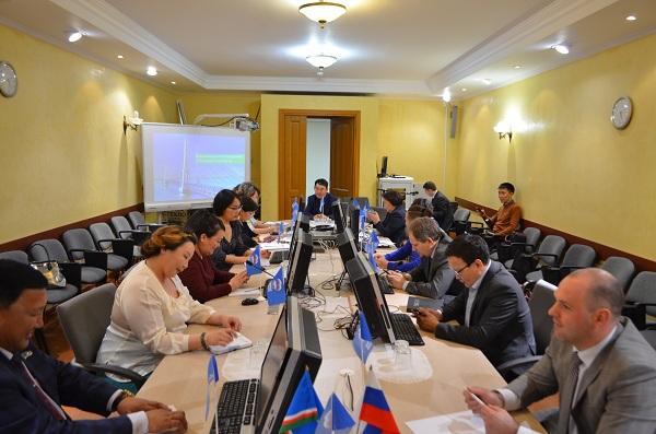Встреча координаторов партийных проектов в Якутии