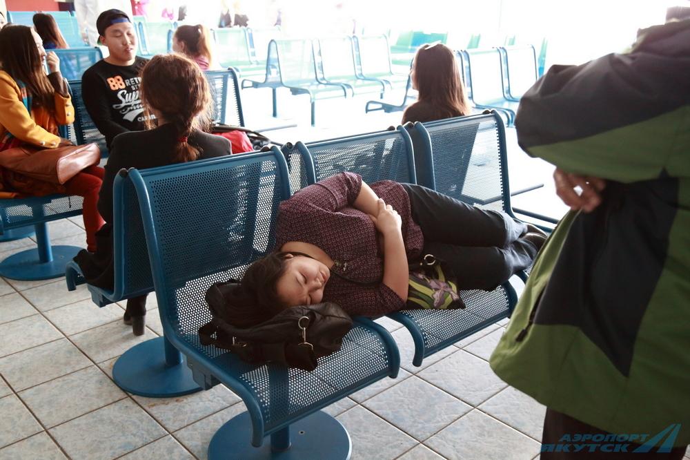 В аэропорту Якутска из Сеула прибыла «больная»…