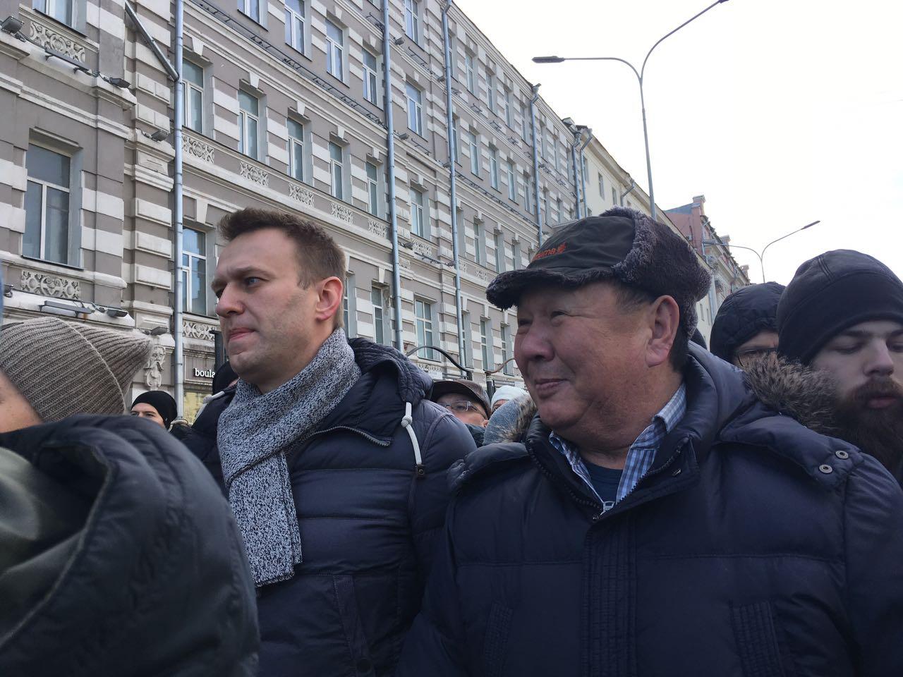 Кулун тутар 26 күнэ. Москва.