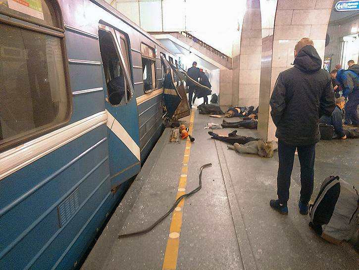 Среди пострадавших при взрыве в метрополитене Санкт-Петербурга есть якутянка