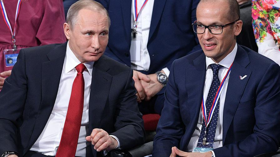 Путин назначил Бречалова временно исполняющим обязанности главы Удмуртии