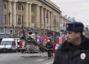 При взрыве в метро Санкт-Петербурга увечья получили три якутянина