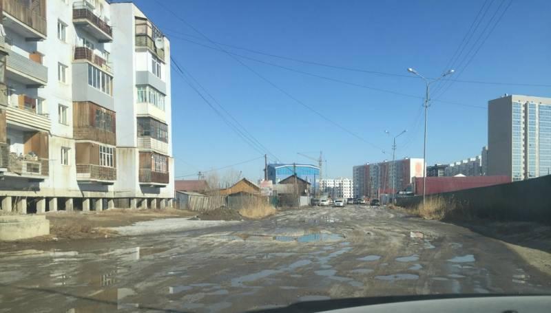На федеральной карте «Убитых дорог» отметили 18 улиц Якутска