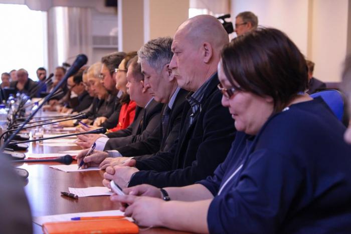 Объявлено о начале формирования нового состава Общественной палаты Якутии