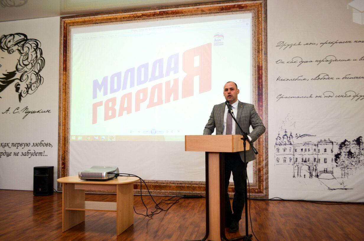 В Хангаласском улусе проходит семинар-совещание МГЕР Якутии