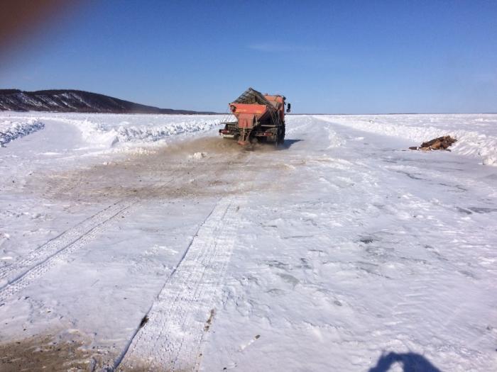 Якутск готов к весеннему паводку! Ледоход ожидается 11-13 мая