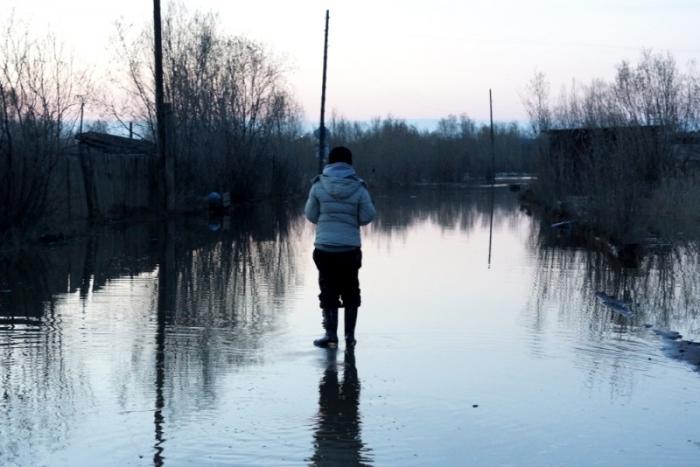 Около 9 тысяч жителей Якутска проживают в зоне возможного паводка