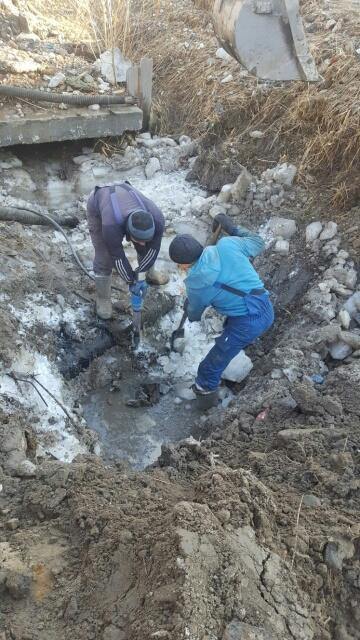 В Якутске произошла авария газораспределительных сетей