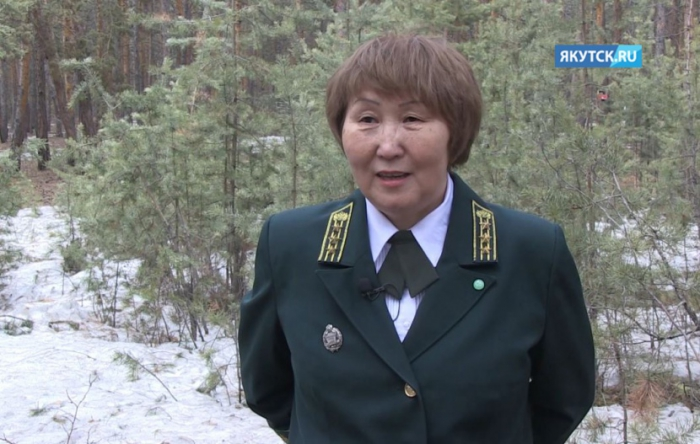 Работнику якутского лесничества присвоено звание «Герой Труда РФ»