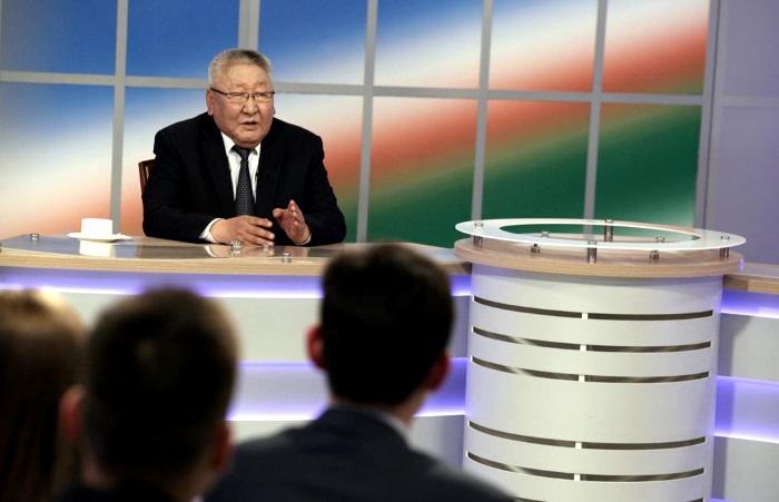 Егор Борисов ответит на вопросы якутян в прямом эфире