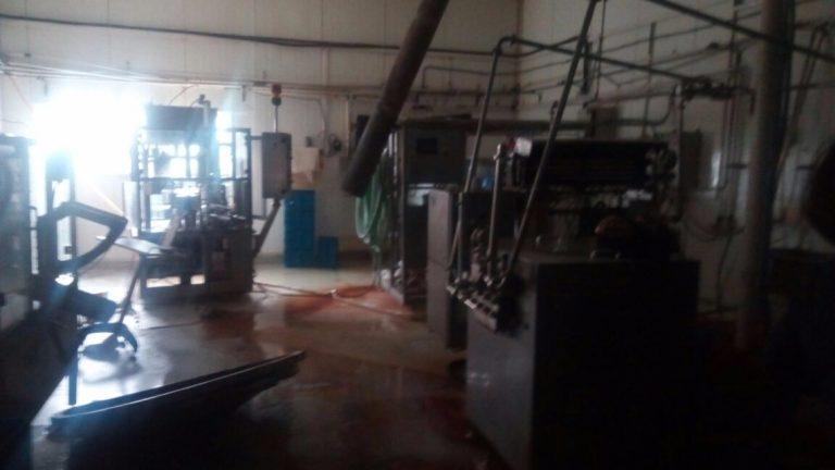 Страшный взрыв на молокозаводе «АЛРОСА»: новые подробности