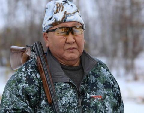 Дархан поздравляет охотников Якутии с праздником