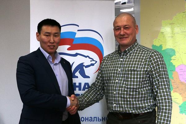 Андрей И замахнулся на мэра столицы Якутии
