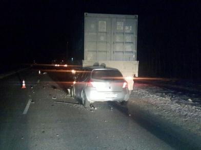 В Мегино-Кангаласском улусе в результате ДТП погибли 2 человека