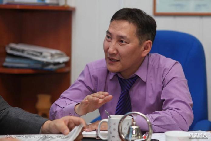 Чокуур Гаврильев стал заместителем министра