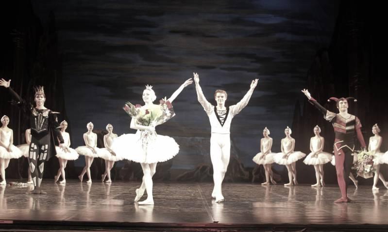 В Якутске открылся фестиваль балета «Стерх»