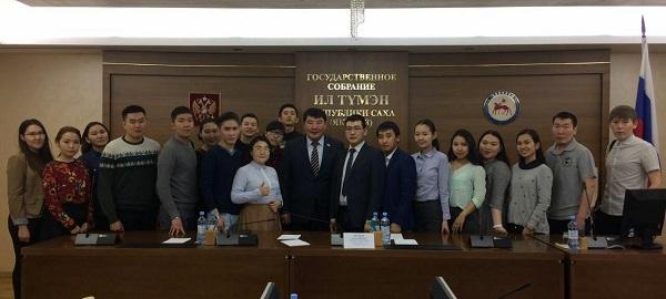 Высшая студенческая школа парламентаризма: Еще вчера – представитель активной молодежи, а завтра – государственный лидер