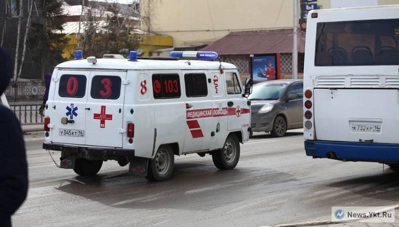 В травмпункт Якутска за один день обратились 106 человек