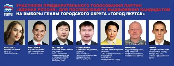 Мэрские выборы. Семеро разных