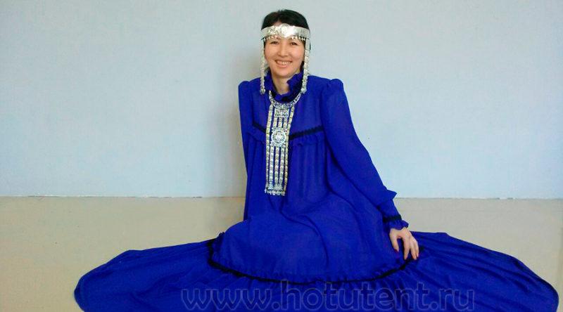 «Хоту Тент» принимает коллективные заказы на пошив национальной одежды