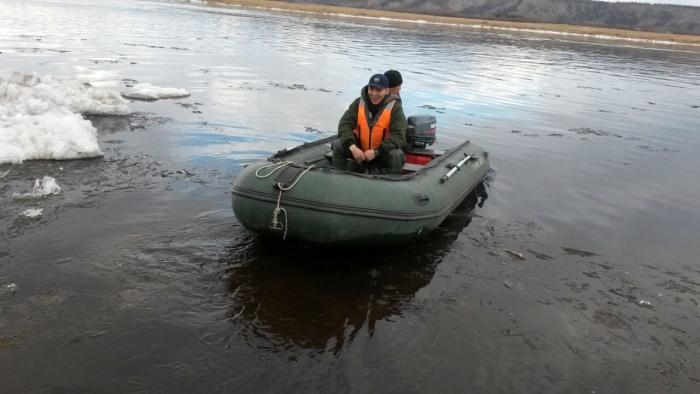 Хроника паводка: верхняя кромка ледохода дошла до поселка Пеледуй Ленского района