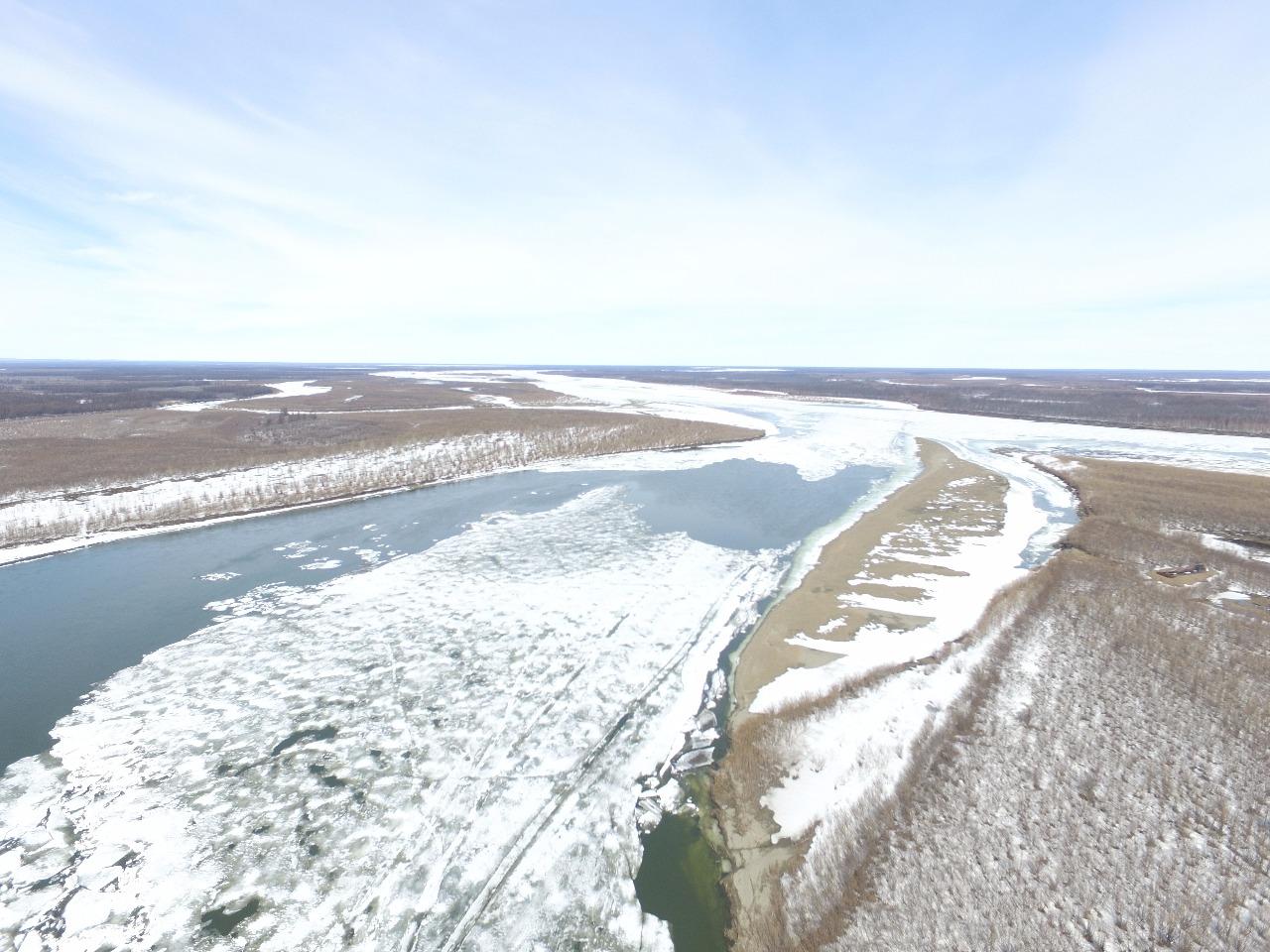 Ледоход: жители 7 улусов Якутии должны готовиться к кризису