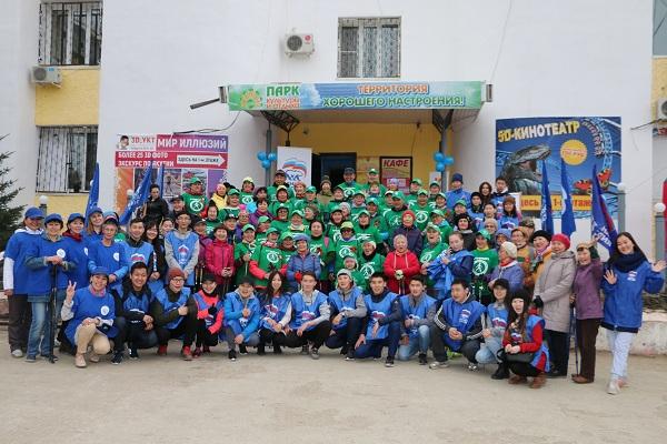 Партийную акцию поддержали около шести тысяч якутян