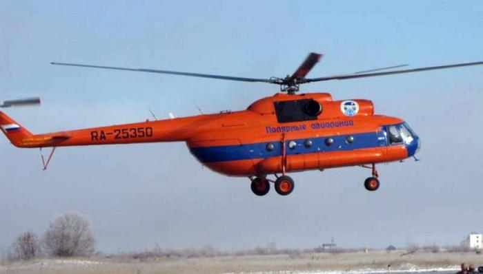 Возобновлена перевозка пассажиров с Якутска до Нижнего-Бестяха на вертолёте МИ-8