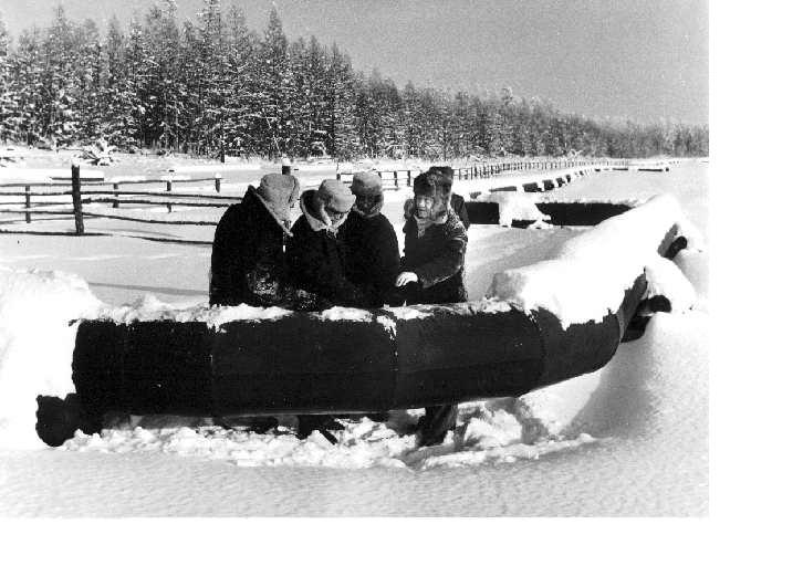 «Сахатранснефтегаз» объявляет фотоконкурс, посвященный 50-летию газификации Якутии