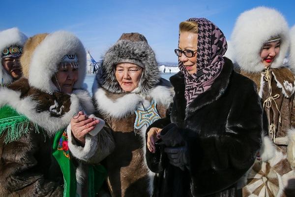 Россия отмечает День Полярника