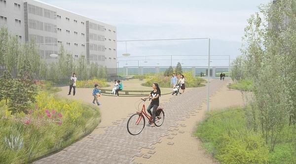 В городе Якутске продолжается работа по реализации партийного проекта «Единой России» «Городская среда»