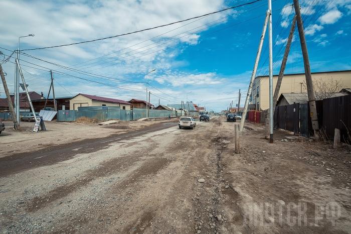 Якутске начали ремонт улиц, вошедших в «Карту убитых дорог»