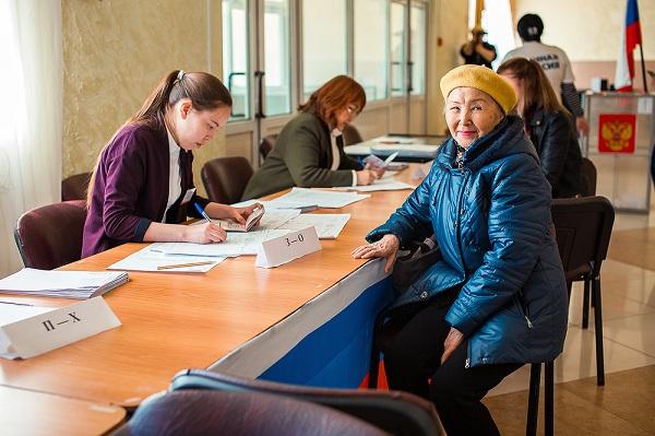 Явка на 18:00: В Якутске проголосовали более 16 тысяч горожан